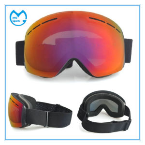 Frameless Ski Snowboarding Goggles New Arrival with Wide Band pictures & photos