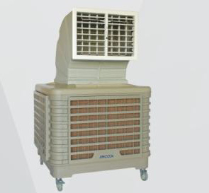 Big Airflow Mobile Evaporative Air Cooler pictures & photos