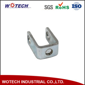 Zinc Plaing Steel Stamping Parts pictures & photos