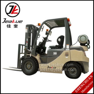 2016 Chinese Manufacturer 3t 3.5t LPG Forklift pictures & photos