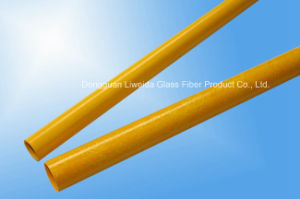 FRP Fiberglass Hollow Rods/Tube/Pole with High Corrosion-Resistance pictures & photos