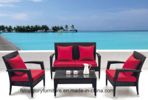 Rattan Wicker Sofa Dining Leisure Outdoor Furniture (TG-068) pictures & photos
