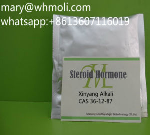 Male Sex Hormones Xinyang Alkali for Male Impotence Treatment pictures & photos
