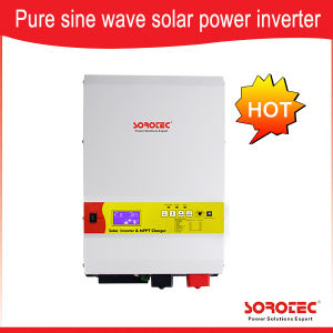 Low Frequency Pure Sine Wave Solar Power Inverter 1 - 6kw pictures & photos