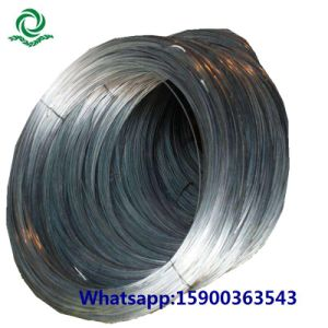 Hot DIP Galvanized Steel Binding Wire pictures & photos