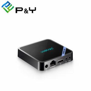 TV Box Preinstalled Kodi 17.3 Pendoo X8 Mini Amlogic S905W pictures & photos