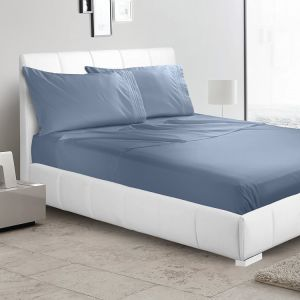 Newest Design Wholesale Comfort Microfiber Bed Sheet Set pictures & photos