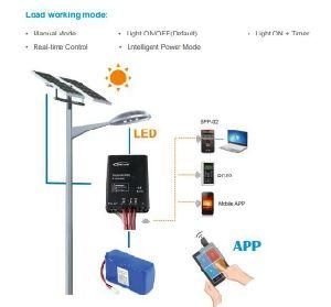 20A 12V/24V MPPT LED Light-Waterproof IP67 Tracer5206bpl Solar Panel/Power Controller/Regulator pictures & photos