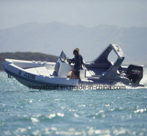 Liya 8-27feet China Inflatable Boat Manufacturer Rib Boat for Sale pictures & photos