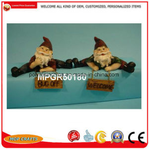 Cheapest Poly Resin Garden Gnome Figurine for Home Decoration Promotional Gifts pictures & photos
