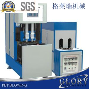 Jar Bottle Hand Feeding Automatic Blow Molding Machine pictures & photos