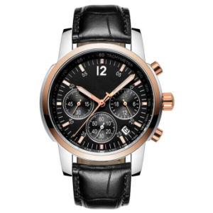 OEM Custom Swiss Movement Waterporoof Luxury Wrist Watch pictures & photos