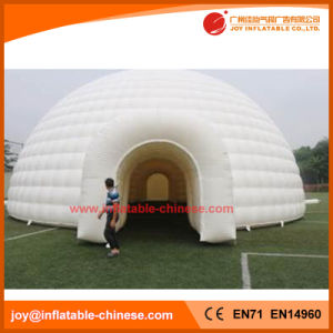 Outdoor Inflatable White Igloo Tent1-119 for Exhibition (Tent1-119A) pictures & photos