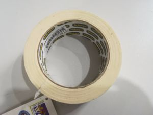 Adhesive Decorative Paper Auto Painting No Residue Paper Masking Tape pictures & photos