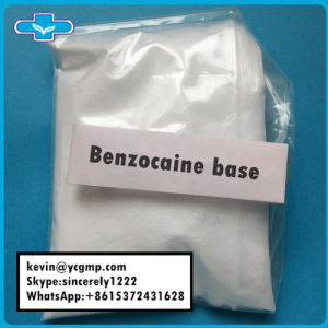99.5% High Purity Local Anaesthesia Benzocaine pictures & photos