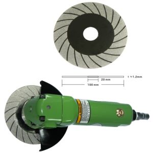 Double Side Diamond Grinding Discs for Glass and Metal pictures & photos