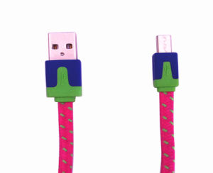 Micro USB Data Cable for Cell Phone pictures & photos