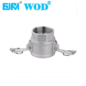 Ss304 B Type Quick Couplings pictures & photos