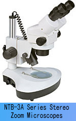 Zoom Stereo Microscope (NTB-3A)