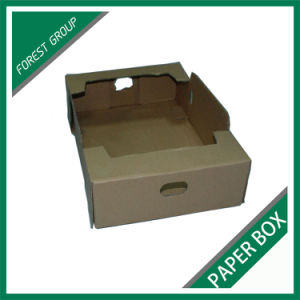 Custom Paper Fruit/Vegetable Packaging Box pictures & photos