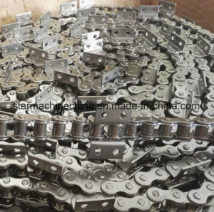 Manufacturing Series DIN/ISO Stainless Steel Roller Chain pictures & photos