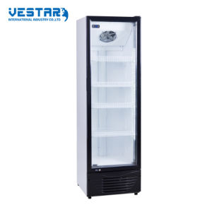 T Climate Type Showcase Refrigerator with 350 Liters pictures & photos
