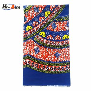 Over 95% of Clients Place Repeat Orders Yiwu Uni Wax Printed Fabric pictures & photos