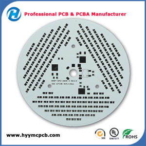 Round LED Printed Circuit Board PCB with Lead-Free Surface Treated From Hyy pictures & photos