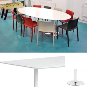 Chinese Office Furniture Rectangle Shape Long Conference Table New Design Meeting Table pictures & photos