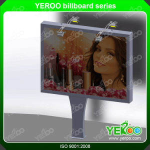 Outdoor High Quality Steel Backlit City Billboard Advertising pictures & photos