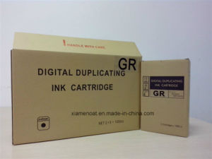 Compatible Gr Duplicator Ink pictures & photos