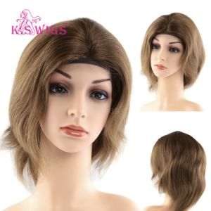 Synthetic Hair Lace Front Hair Wig pictures & photos