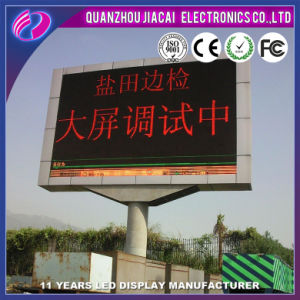 Semi-Outdoor Single Color LED Digital Display pictures & photos