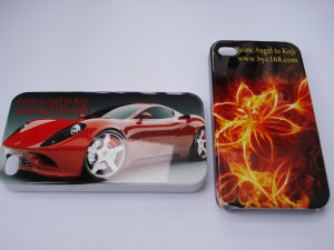 Flatbed Digital Phone Case Printing Machine with Durable Effect pictures & photos
