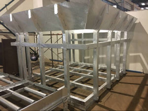 Pallet Rack Galvanised for Airport &Airline pictures & photos