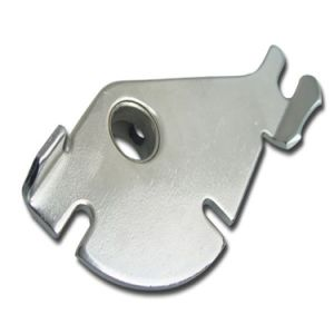 OEM Aluminum Steel Metal Stamping Plate Part pictures & photos