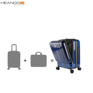 Distinctive China Factory Business Boarding Wheel Trolley Suitcases Luggage pictures & photos