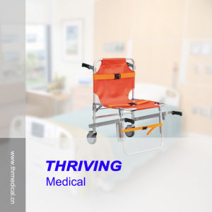 Hospital Aluminum Alloy Stair Stretcher (THR-5A) pictures & photos