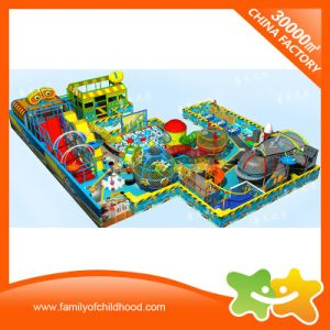 Wall-E World Indoor Soft Children Play Area Equipment for Sale pictures & photos