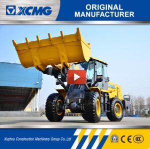 XCMG 3ton Skid Steer Loader with Ce Certificate (lw300kv) pictures & photos