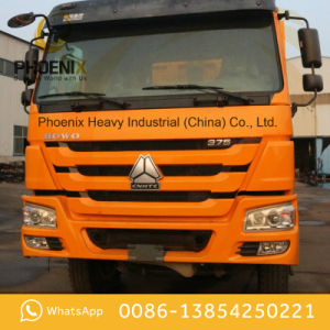 Low Price Used HOWO Dump Truck 12 Wheels 371HP 40tons Excellent Condition Use for Africa pictures & photos