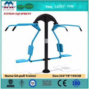 Factory Price High Quality Outdoor Fitness Equipment Txd17-07406 pictures & photos