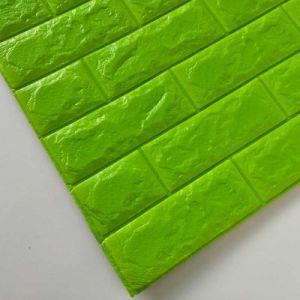 3D XPE Foam Wallpaper Foam Brick Wall pictures & photos
