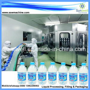 Bottled Water Production Line Plant pictures & photos