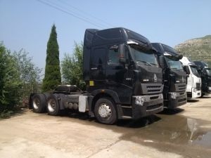 336HP HOWO A7 Sinotruk Brand Tractor Trucks Head for Sale pictures & photos