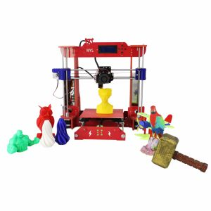 Chinese Desktop 3D Printer with 3D Color Printing From Factory pictures & photos