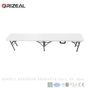 Orizeal 6ft Plastic Folding Bench Oz-C2006 pictures & photos