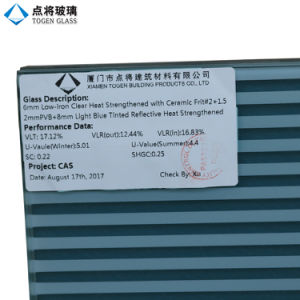 Heat Stenghened Laminated PVB Toughened Glass pictures & photos