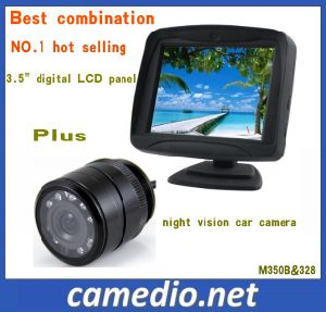Car Reverse Camera System with 3.5inch TFT LCD Monitor pictures & photos