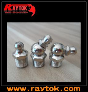 1/8-27 Grease Fitting NPT Standard Zinc Plated